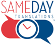 Same Day Translations – When Speed & Quality Matter