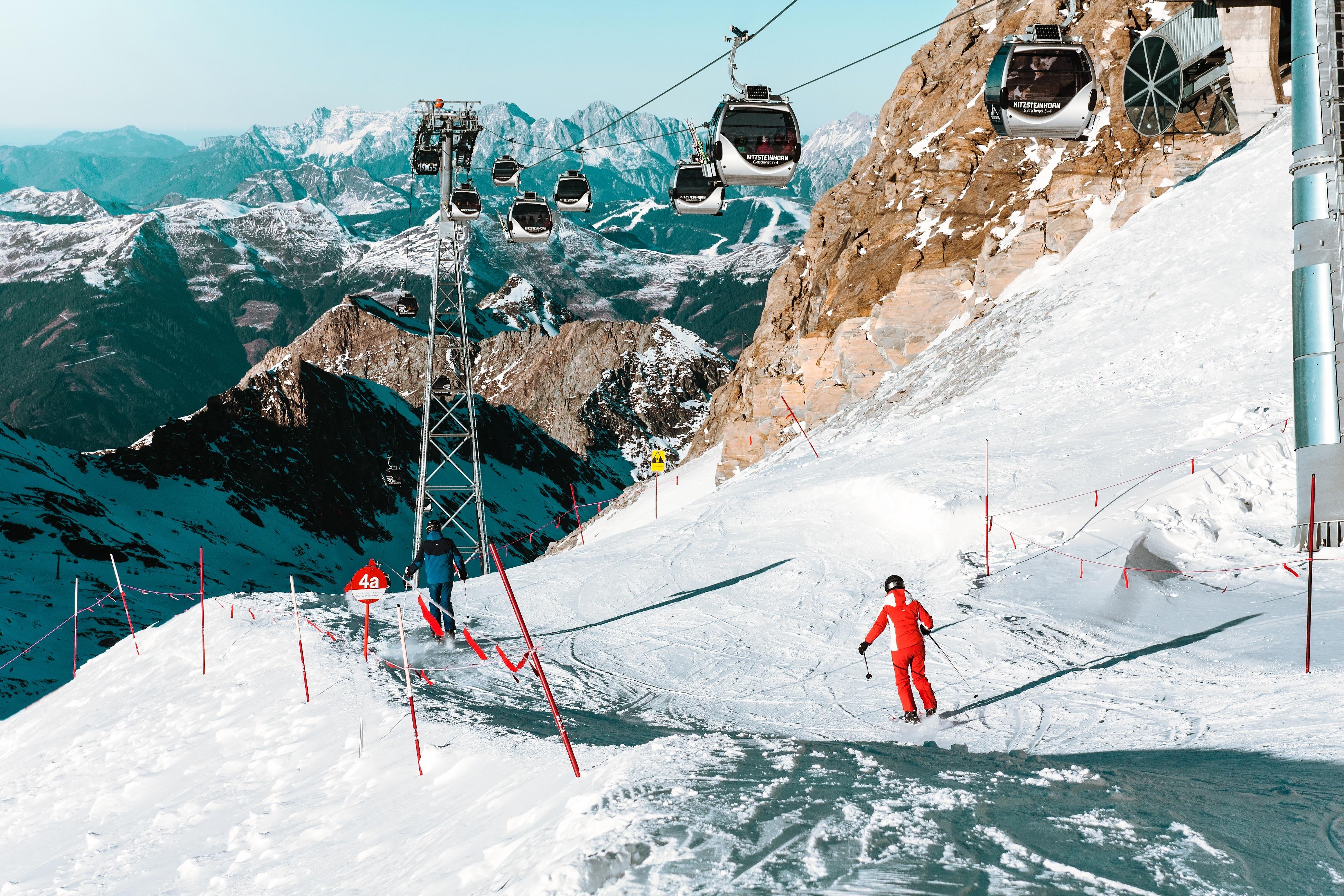kitzsteinhorn austria ski resort