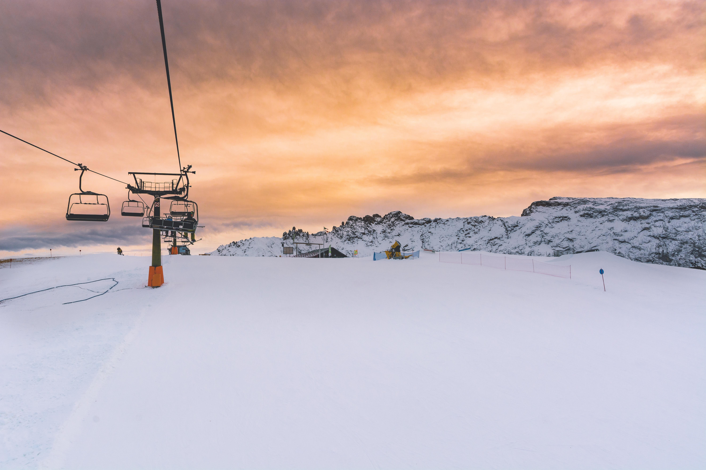 Sieser Alm Ski Resort