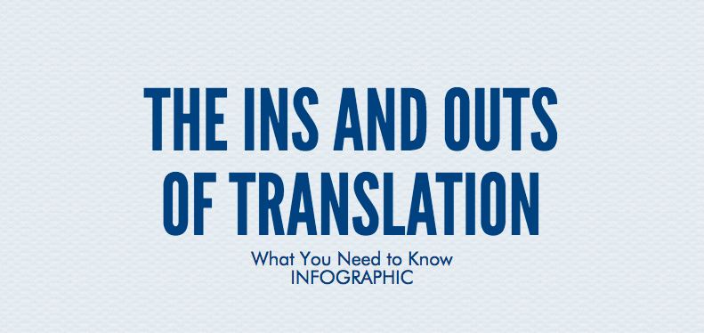 ins and outs of translation