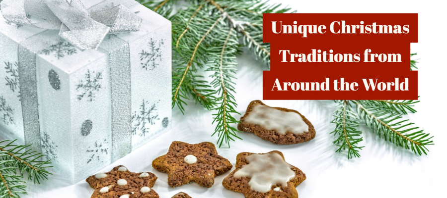 Christmas Traditions Around The World.Unique Christmas Traditions From Around The World Same Day