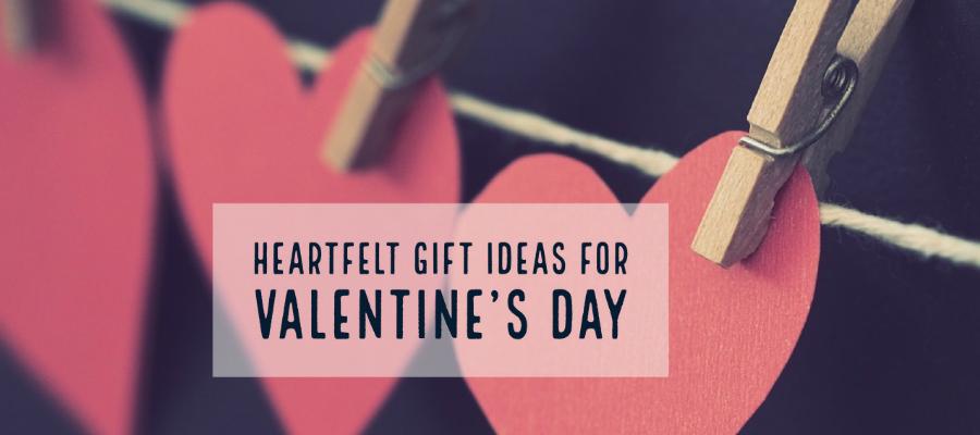09 Feb Heartfelt Gift Ideas For Valentine S Day
